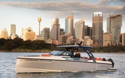 A NEW ERA OF BOATING