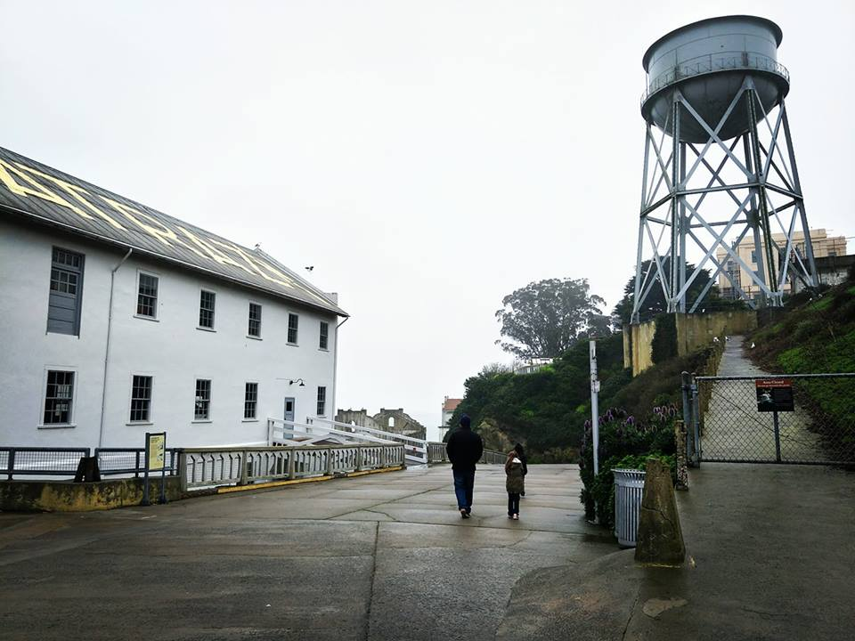 Alcatraz with kids
