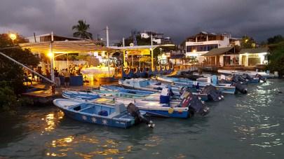 Downtown Puerto Ayora