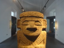 Pre colombian history museum