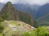 From Machu Picchu moutain