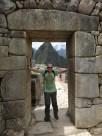 Stone doors, great!