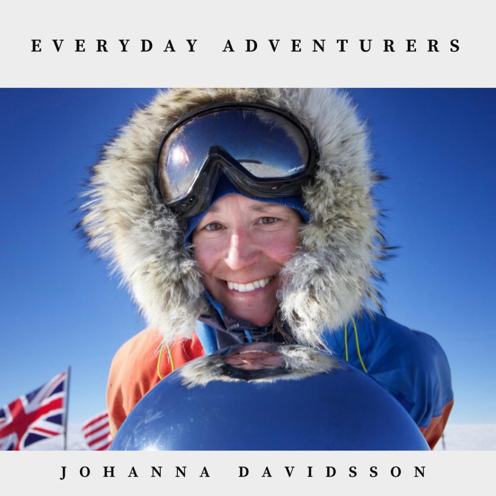 Everyday Adventurers - World Record Holder - Johanna Davidsson