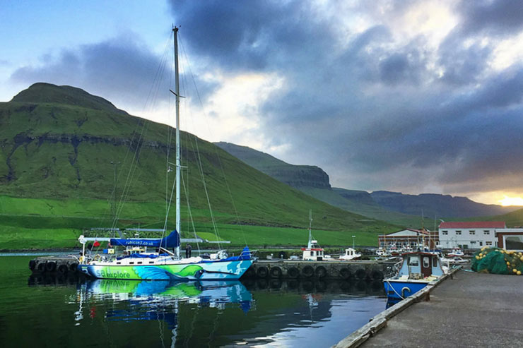 Faroe Islands Sailing Adventure Trip Recap 2 Featured