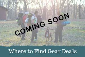 Where to find Deals on Gear - Coming Soon