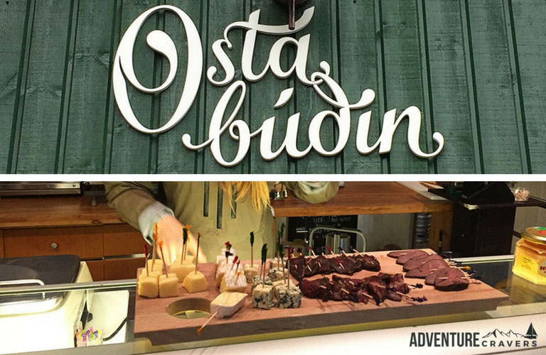 Ostabúðin - Local Icelandic Cheese and Meats