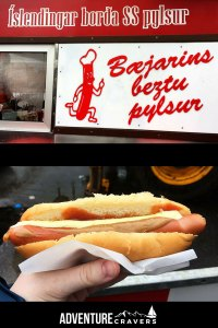 Best Hot Dog Stand in Iceland