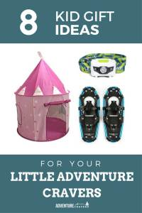 Unique Gift Kid Ideas for Little Adventure Cravers