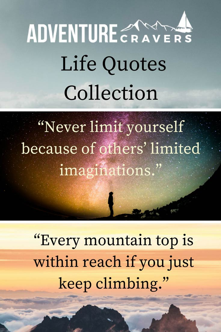 Inspirational Life Quotes