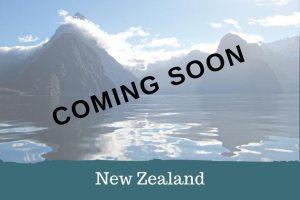 New Zealand Adventure - Coming Soon