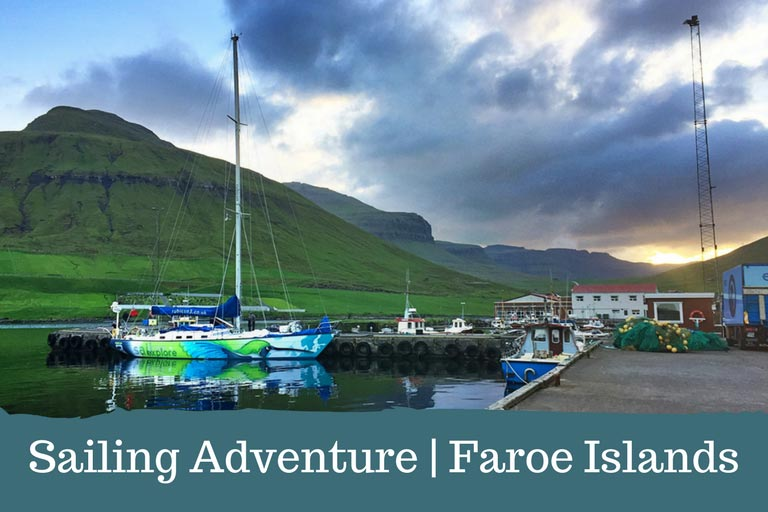Sailing Adventure to the Faroe Islands