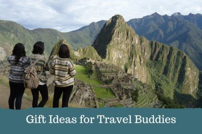 Travel Buddy Gift Ideas Feature