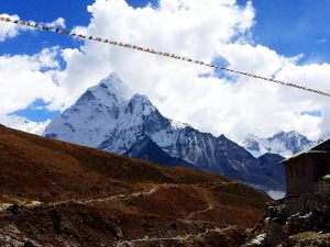 On to way to Tukla, Nepal - Everest Base Camp Trek