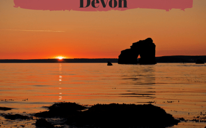 best beaches South Devon