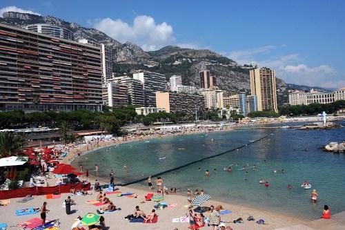 Monte Carlo Things to Do - Visit Larvotto Beach