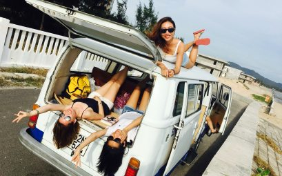 Group travel van life