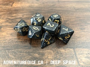 Deep Space Dice
