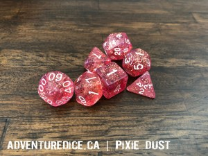 Pixie Dust Dice