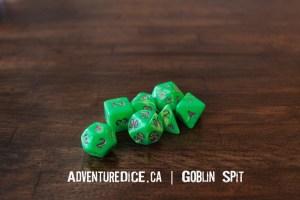 Goblin Spit Dice