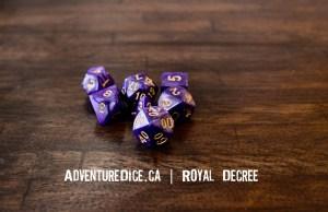 Royal Decree Dice