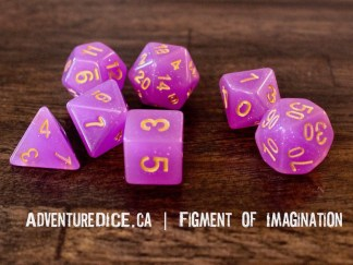 Figment of Imagination RPG dice