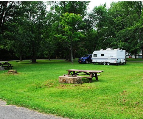 Easy Campsite Reservations