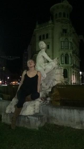 Night out in Tarragona