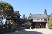 上田城の写真