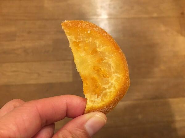 清見オレンジドライフルーツ写真