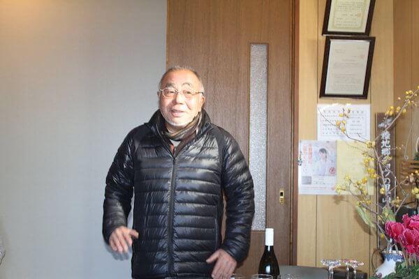 池田さんの写真