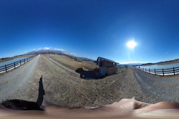 ジオヒルズ360度絶景写真