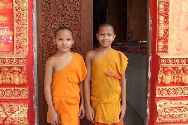 僧侶の写真