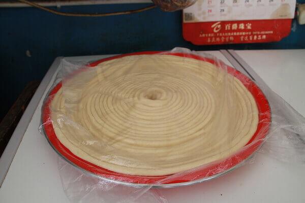 一条麺の写真