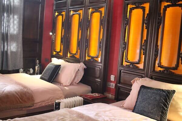 オールドシアターインの客室写真