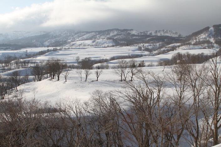 雪遊びのアイキャッチ画像