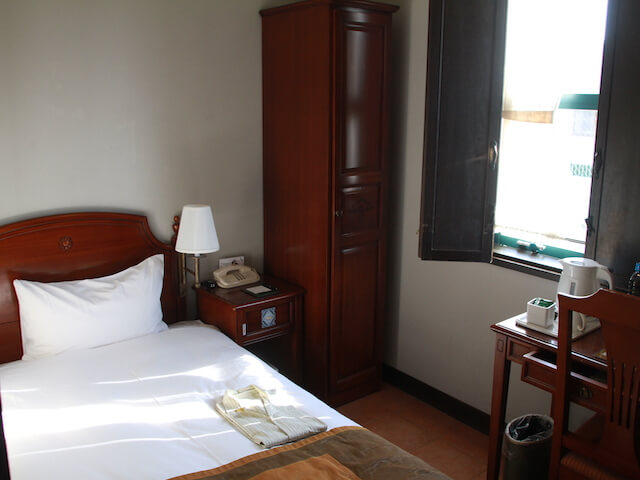 ホテルモントレ長崎の部屋の写真