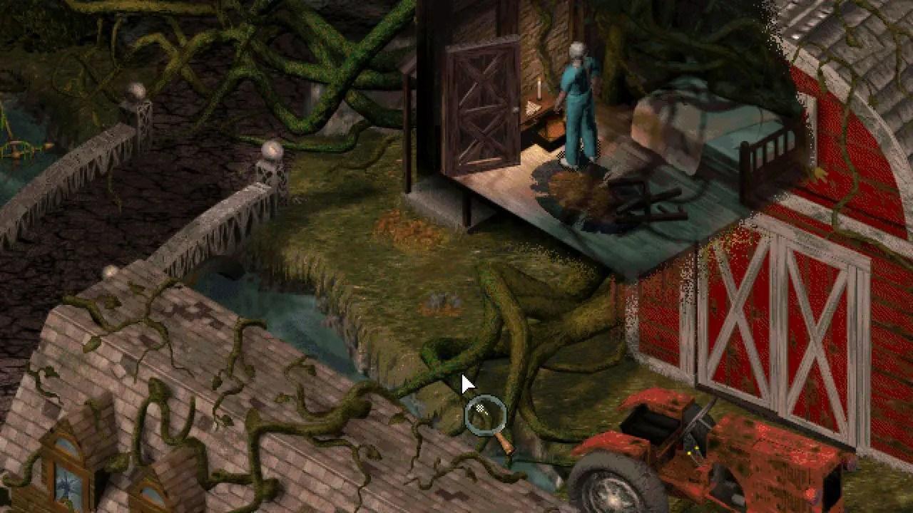 Screenshots For Sanitarium Adventure Game 3799 Adventure Gamers