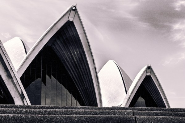 Architecture of Sydney