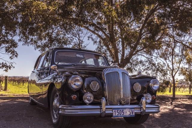 Daimler Tour Barossa Valley