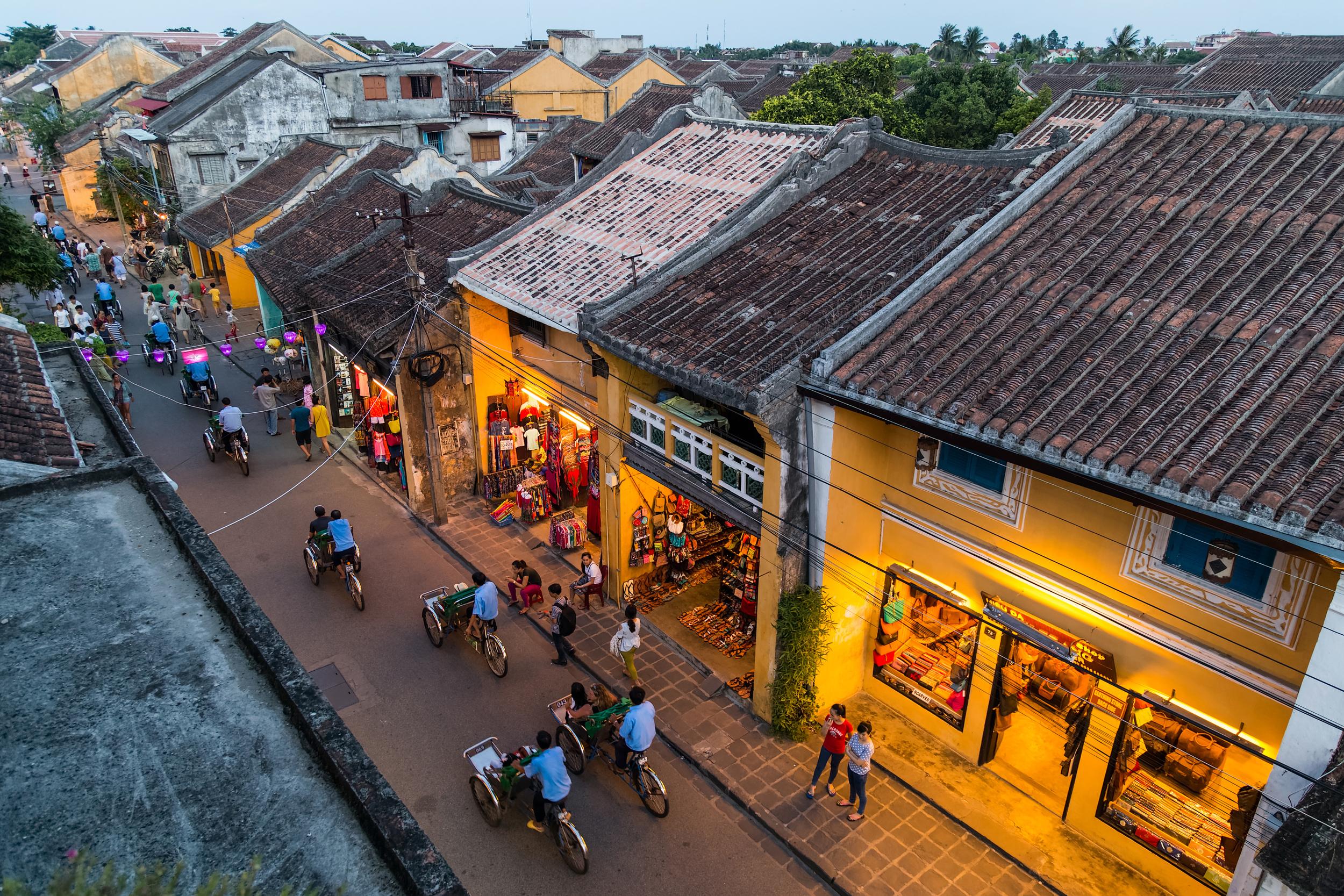 Travelling Blog Vietnam