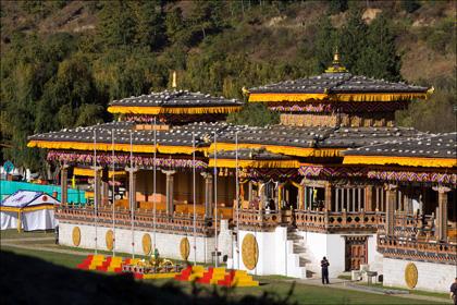 coronation_ceremonies_national_stadium_Thimphu_Bhutan