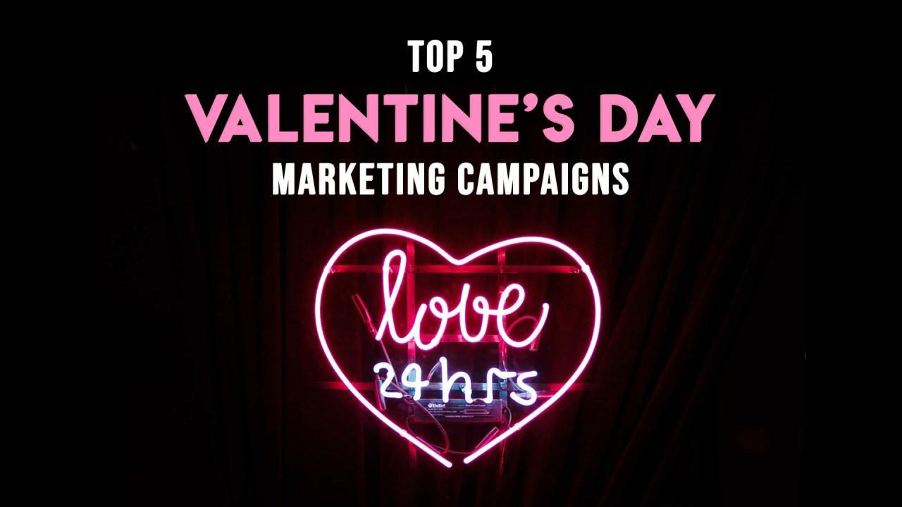 Valentine's Day Marketing  Adventure Marketing
