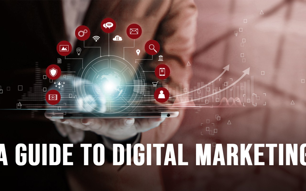 A guide to digital marketing | ADventure Marketing blogs
