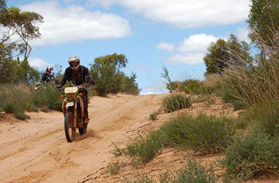 Offroad Motorcycle Tours, Rentals & Services