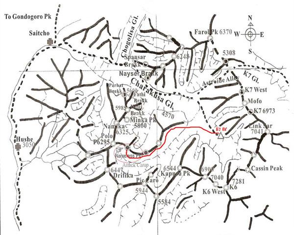 k7-base-camp-map » Adventure Pakistan