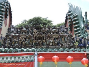 Chan She Shu Yuen Temple