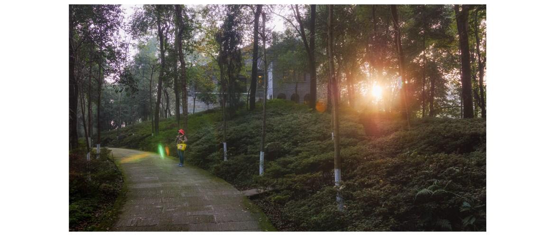 Former residence of the chiang kai-shek couple in Chongqing