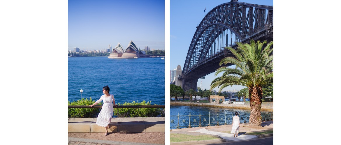 Sydney wedding portrait