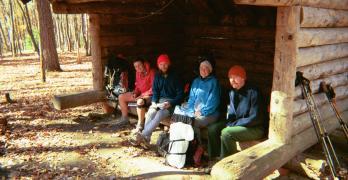 Bear Mafia Gets the Virginia Blues – AT Thru-Hike Day 135