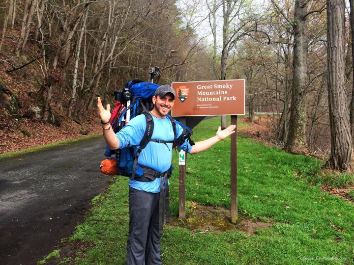 Johnny and Amanda Thru-Hike Appalachian Trail Blog